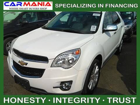 2011 Chevrolet Equinox for sale at CARMANIA LLC in Chesapeake VA