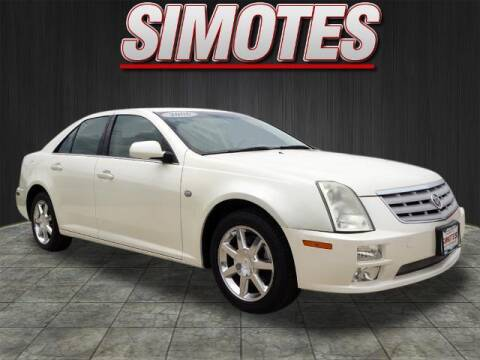 2006 Cadillac STS for sale at SIMOTES MOTORS in Minooka IL
