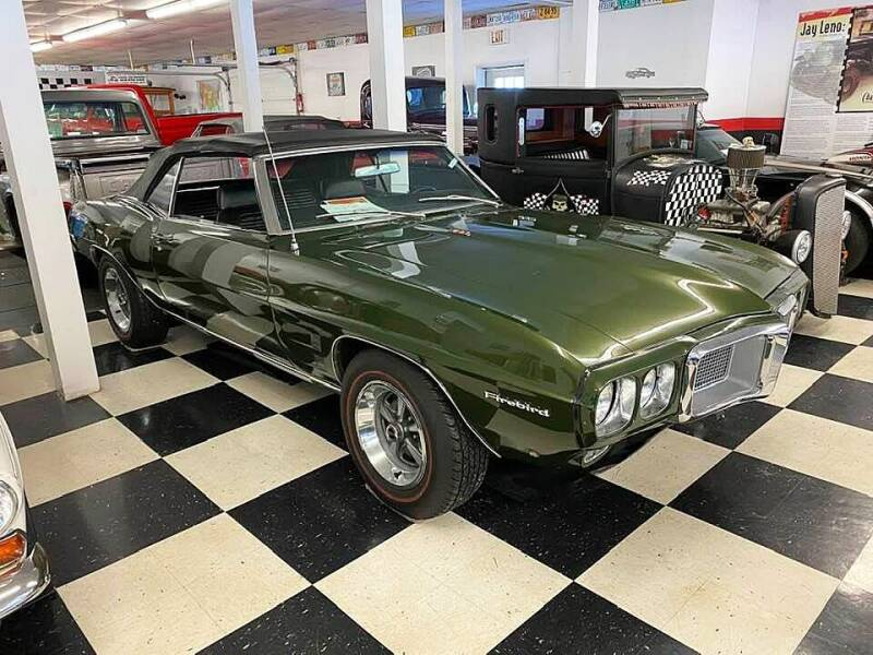 1969 Pontiac Firebird for sale at AB Classics in Malone NY