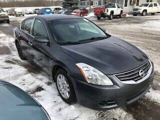 2012 Nissan Altima for sale at WELLER BUDGET LOT in Grand Rapids MI