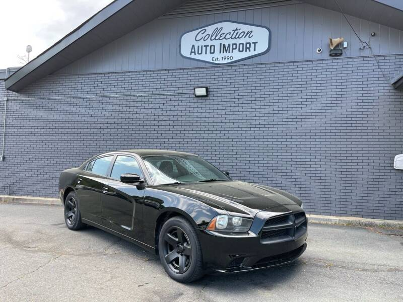 2012 Dodge Charger for sale at Collection Auto Import in Charlotte NC