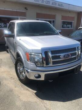 2012 Ford F-150 for sale at City to City Auto Sales in Richmond VA