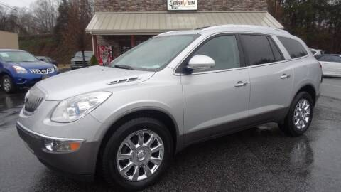 2012 Buick Enclave for sale at Driven Pre-Owned in Lenoir NC
