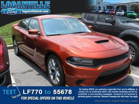 2021 Dodge Charger for sale at Loganville Ford in Loganville GA