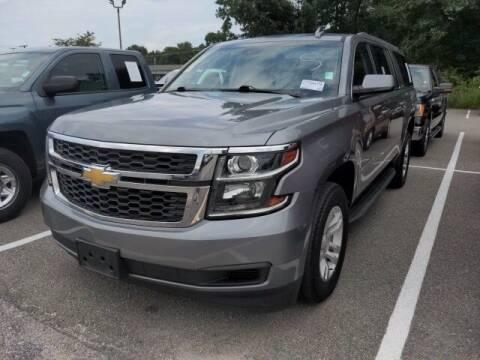 2018 Chevrolet Suburban for sale at Strosnider Chevrolet in Hopewell VA