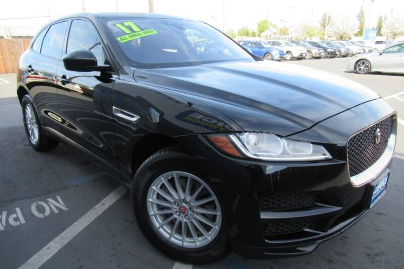 2017 Jaguar F-PACE for sale at Choice Auto & Truck in Sacramento CA