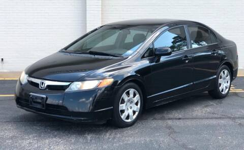 2007 Honda Civic for sale at Carland Auto Sales INC. in Portsmouth VA