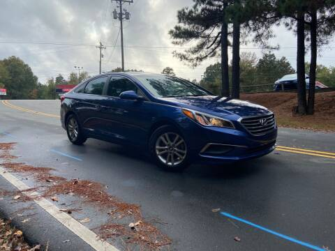2016 Hyundai Sonata for sale at THE AUTO FINDERS in Durham NC