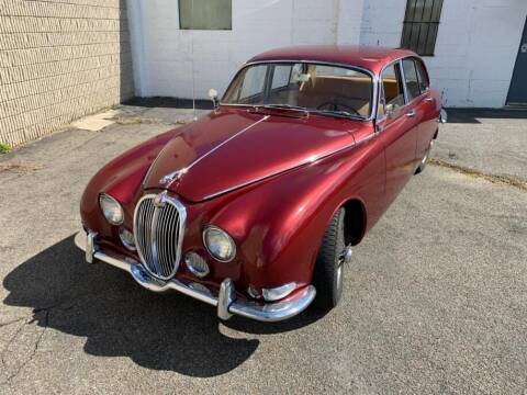 1967 Jaguar 3.8 S-Type for sale at Gullwing Motor Cars Inc in Astoria NY