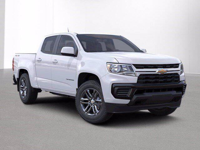 2021 Chevrolet Colorado for sale in Livonia, MI
