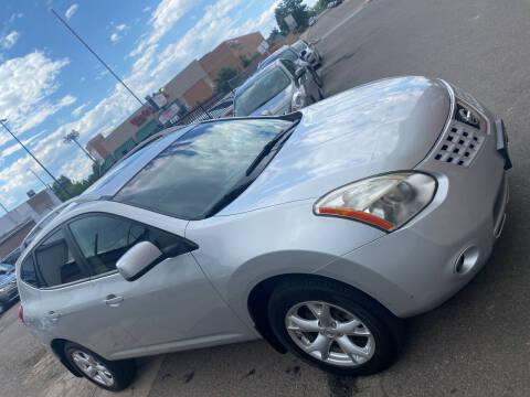 2009 Nissan Rogue for sale at Sanaa Auto Sales LLC in Denver CO