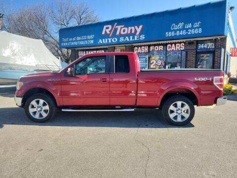 2009 Ford F-150 for sale at R Tony Auto Sales in Clinton Township MI