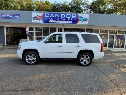 2012 Chevrolet Tahoe for sale at CANDOR INC in Toms River NJ