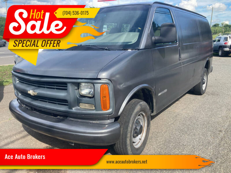 2000 Chevrolet Express Cargo for sale at Ace Auto Brokers in Charlotte NC