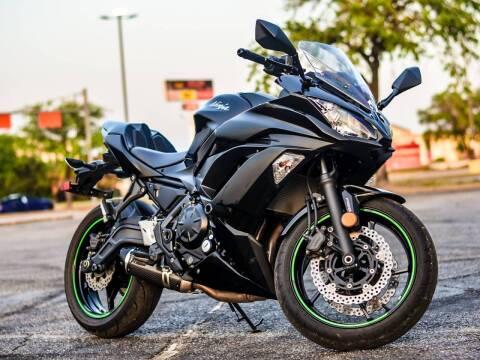 2019 Kawasaki Ninja 650R