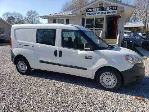 2017 RAM ProMaster City Cargo for sale at Wheel Tech Motor Vehicle Sales in Maylene AL