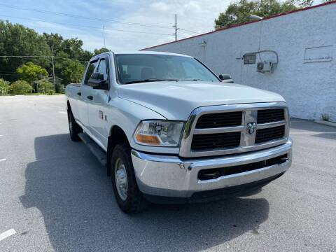 2012 RAM Ram Pickup 2500 for sale at Consumer Auto Credit in Tampa FL