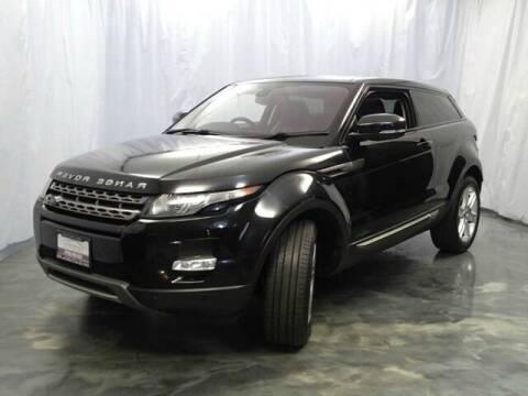 2013 Land Rover Range Rover Evoque Coupe for sale at United Auto Exchange in Addison IL