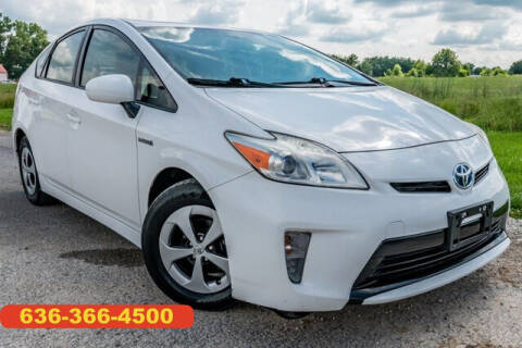 2013 Toyota Prius for sale at Fruendly Auto Source in Moscow Mills MO