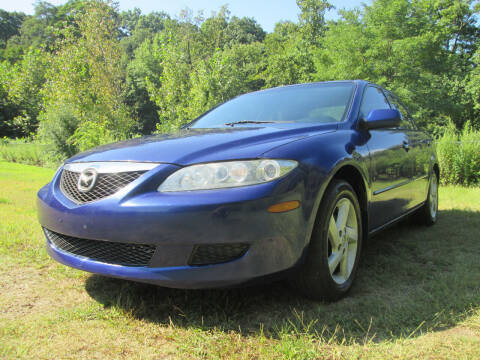 2003 Mazda MAZDA6 for sale at Peekskill Auto Sales Inc in Peekskill NY