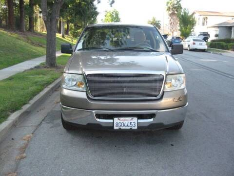 2006 Ford F-150 for sale at StarMax Auto in Fremont CA