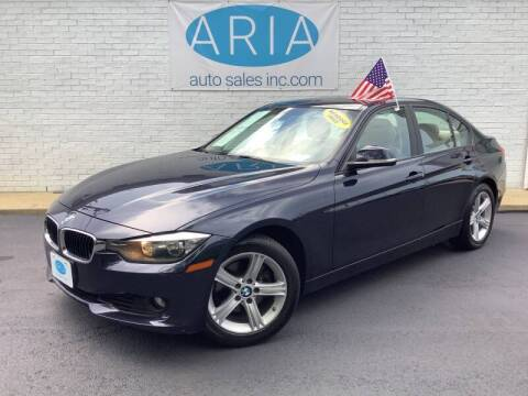 2014 BMW 3 Series for sale at ARIA AUTO SALES in Raleigh NC