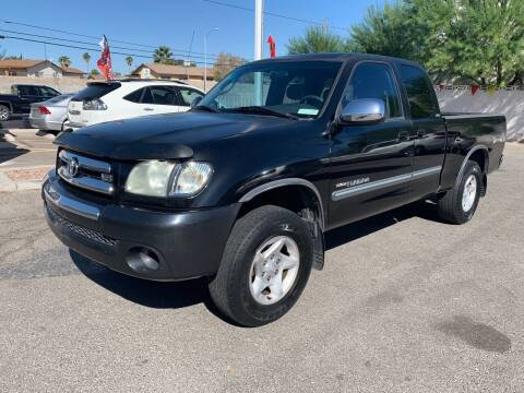 2003 Toyota Tundra for sale at CASH OR PAYMENTS AUTO SALES in Las Vegas NV
