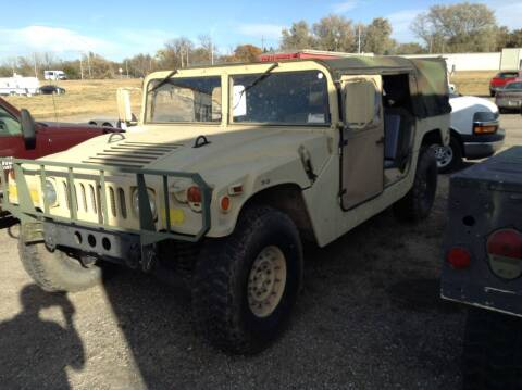 1989 AM General Hummer for sale at Melton Chevrolet in Belleville KS
