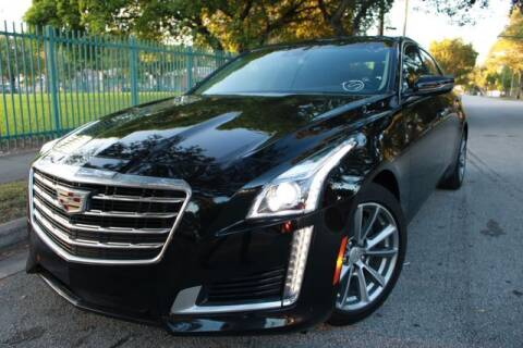 2017 Cadillac CTS for sale at OCEAN AUTO SALES in Miami FL
