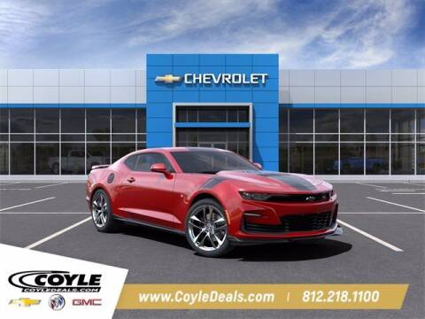 2021 Chevrolet Camaro for sale at COYLE GM - COYLE NISSAN - New Inventory in Clarksville IN