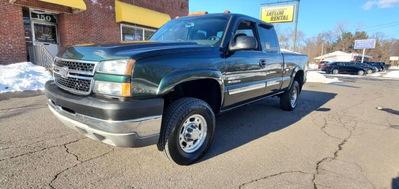 2007 Chevrolet Silverado 2500HD Classic for sale at Russo's Auto Exchange LLC in Enfield CT