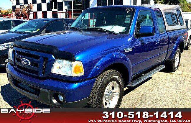 2011 Ford Ranger for sale at BaySide Auto in Wilmington CA