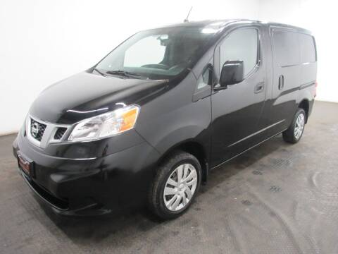 2015 Nissan NV200 for sale at Automotive Connection in Fairfield OH