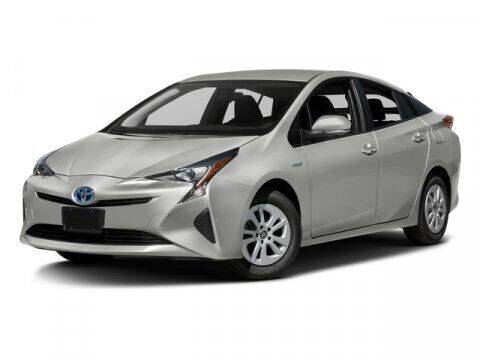 2017 Toyota Prius for sale at BEAMAN TOYOTA in Nashville TN