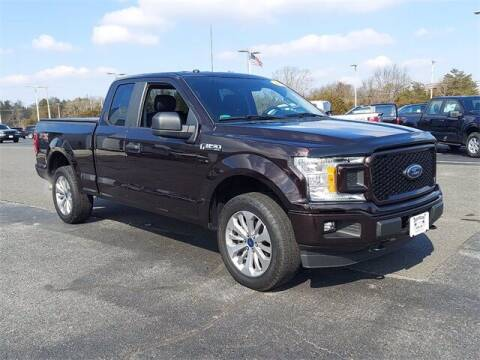 2018 Ford F-150 for sale at Gentilini Motors in Woodbine NJ