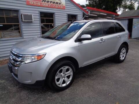 2011 Ford Edge for sale at Z Motors in North Lauderdale FL