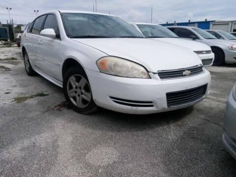 2010 Chevrolet Impala for sale at JacksonvilleMotorMall.com in Jacksonville FL