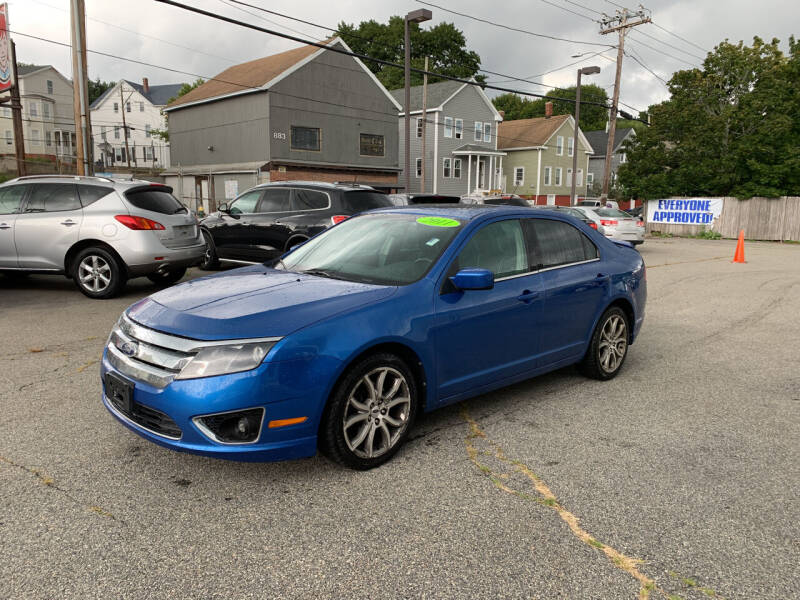 2011 Ford Fusion for sale at Capital Auto Sales in Providence RI