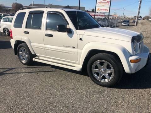 2003 Jeep Liberty for sale at Mr. Car Auto Sales in Pasco WA