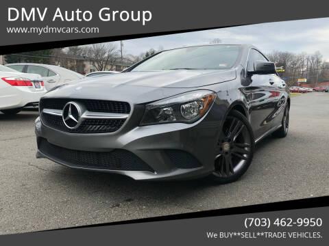 2015 Mercedes-Benz CLA for sale at DMV Auto Group in Falls Church VA