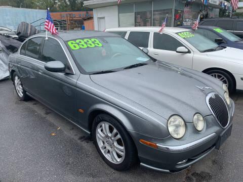 2003 Jaguar S-Type for sale at Wheel'n & Deal'n in Lenoir NC