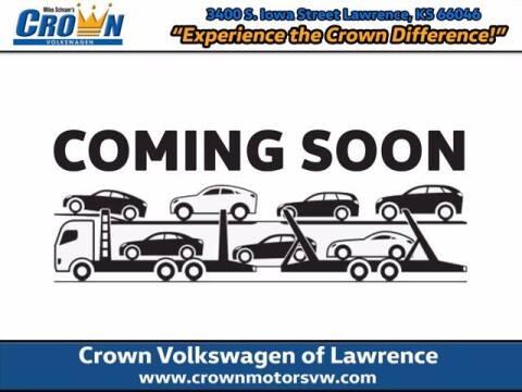 2022 Volkswagen Atlas Cross Sport for sale at Crown Automotive of Lawrence Kansas in Lawrence KS