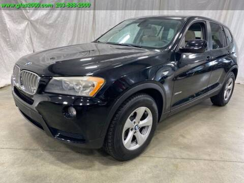 2011 BMW X3 for sale at Green Light Auto Sales LLC in Bethany CT