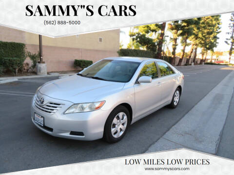 """2007 Toyota Camry for sale at SAMMY""""S CARS in Bellflower CA"""