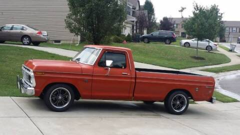 2015 Ford F-150 for sale at Classic Car Deals in Cadillac MI