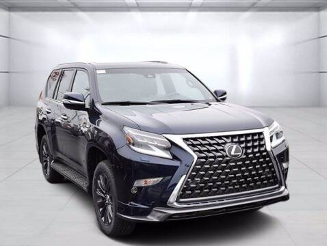 2021 Lexus GX 460 for sale at BOB ROHRMAN FORT WAYNE TOYOTA in Fort Wayne IN