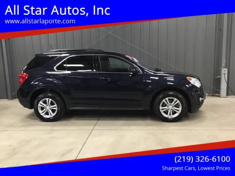 2015 Chevrolet Equinox for sale at All Star Autos, Inc in La Porte IN