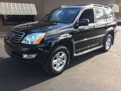 2006 Lexus GX 470 for sale at Depot Auto Sales Inc in Palmer MA