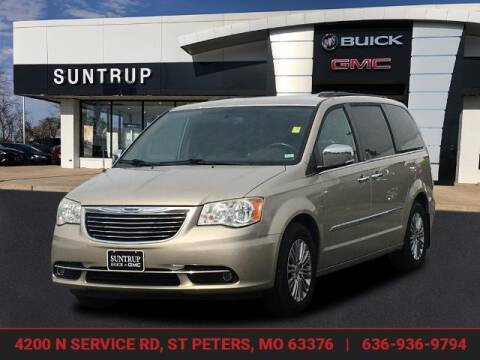 2013 Chrysler Town and Country for sale at SUNTRUP BUICK GMC in Saint Peters MO