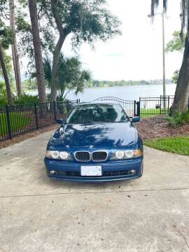 2002 BMW 5 Series for sale at DAVINA AUTO SALES in Orlando FL